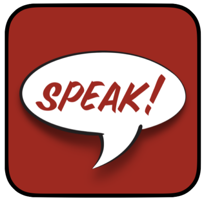 Speak! is ready for you – are you ready for Speak?