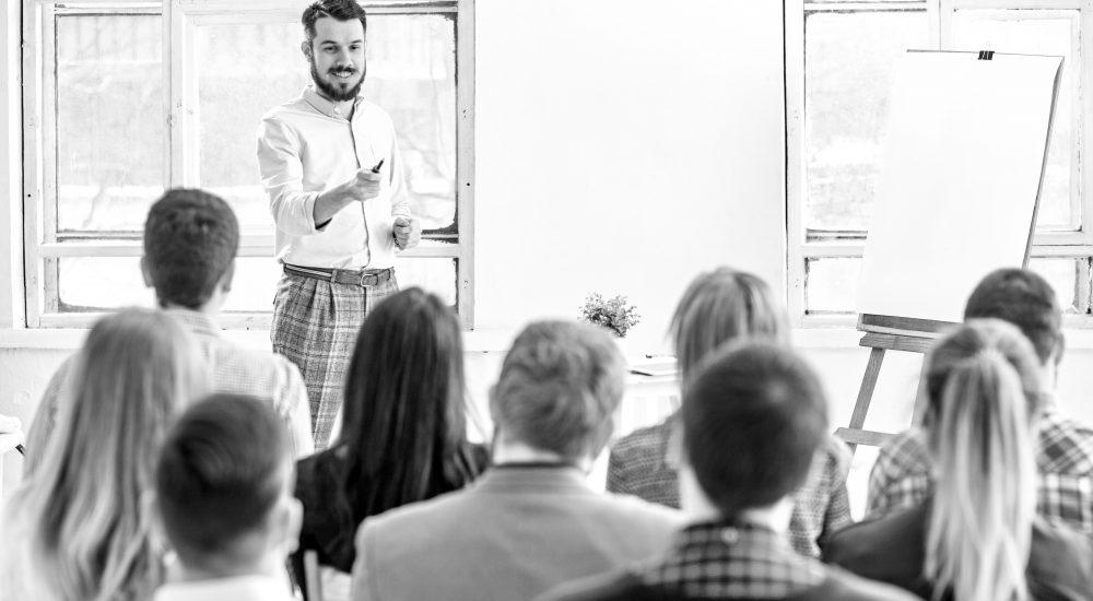 Speak Moderation Gruppenleitung